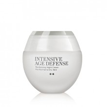Intensive Age Defense Revitalizing Night Cream for Normal to Dry Skin