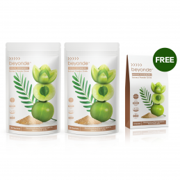 Welcome Pack: beyonde Life Sential 3 boxes free 1 box