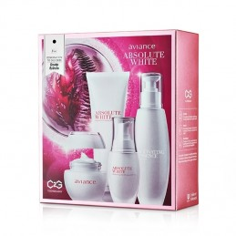 Absolute White Brightening C2G Set for Combination to Oily Skin