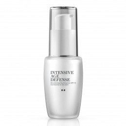 Intensive Age Defense Revitalizing Day Emulsion SPF 15 for normal to dry Skin (Compact Size)