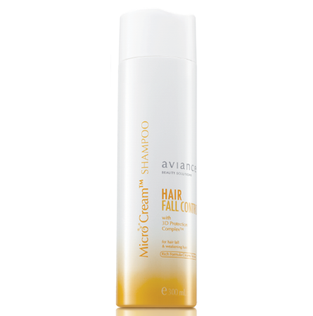Micro Cream Shampoo Hair Fall Control