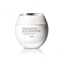 Intensive Age Defense Revitalizing Night Cream  -  Normal to Dry Skin