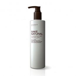 Sake Natural Nourishing Day & Night Velvet Body Lotion