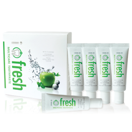 i-fresh Toothpaste - Travel Set of 5