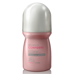 Confidens - Anti Perspirant & Deodorant Roll-On (Women - Whitening)