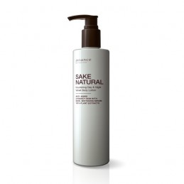 Sake Natural Nourishing Day & Night Velvet Body Lotion