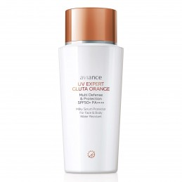 aviance UV Expert Gluta Orange Multi Defense & Protection 50+ PA++++