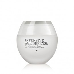 Intensive Age Defense Revitalizing Night Cream  -  Combination to Oily Skin