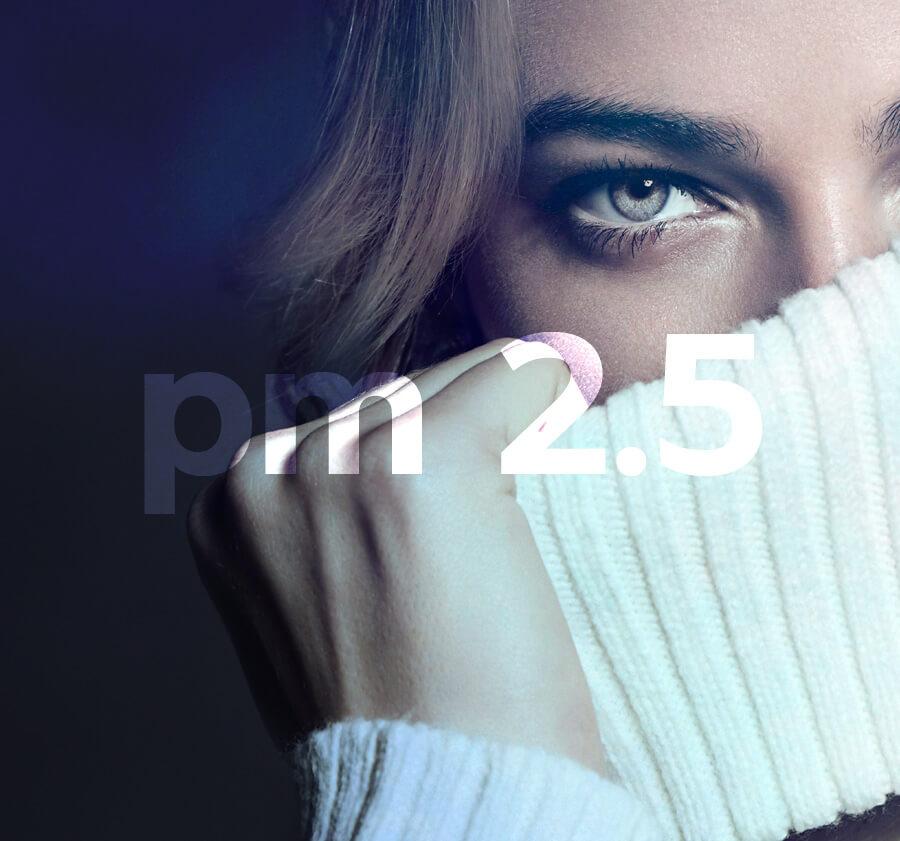 ฝุ่น pm 2.5_ดูแลตัวเอง
