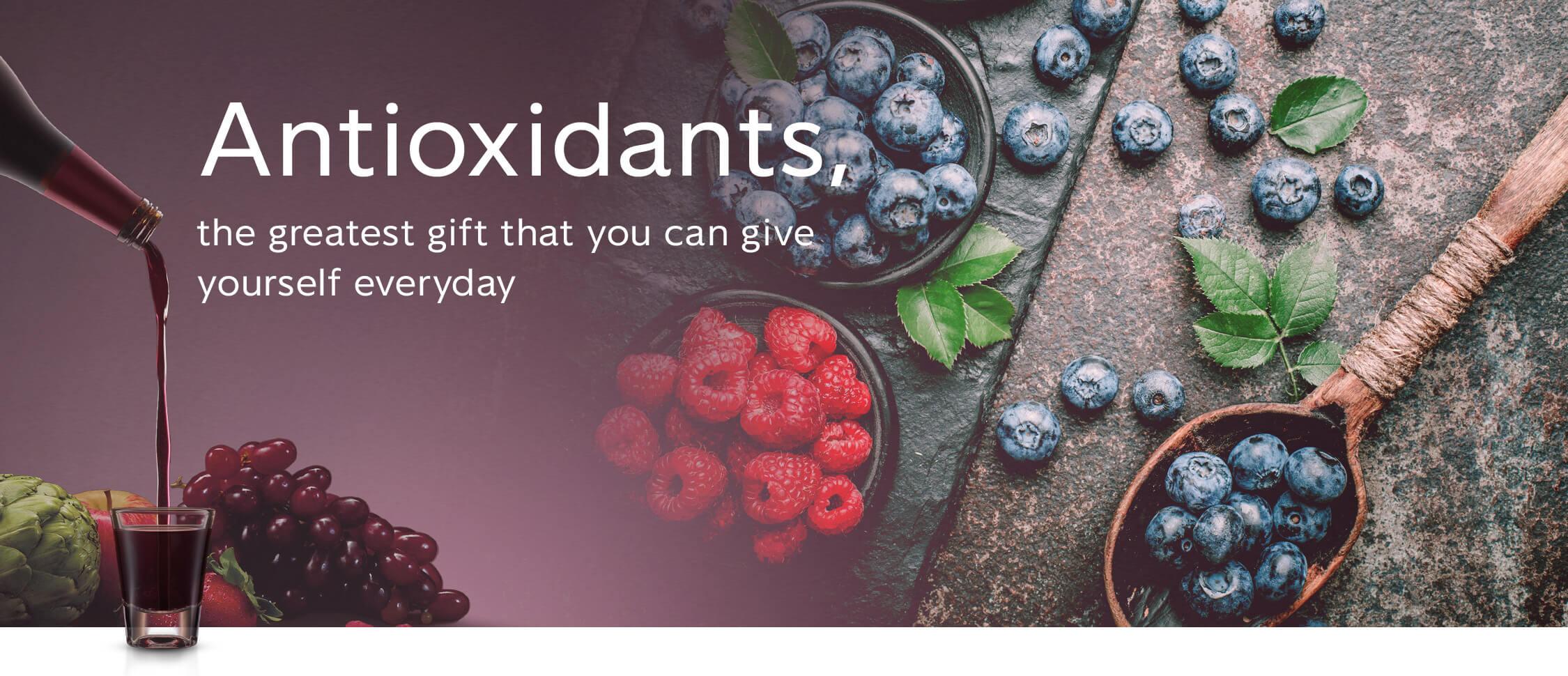 Anti-oxidant Drink