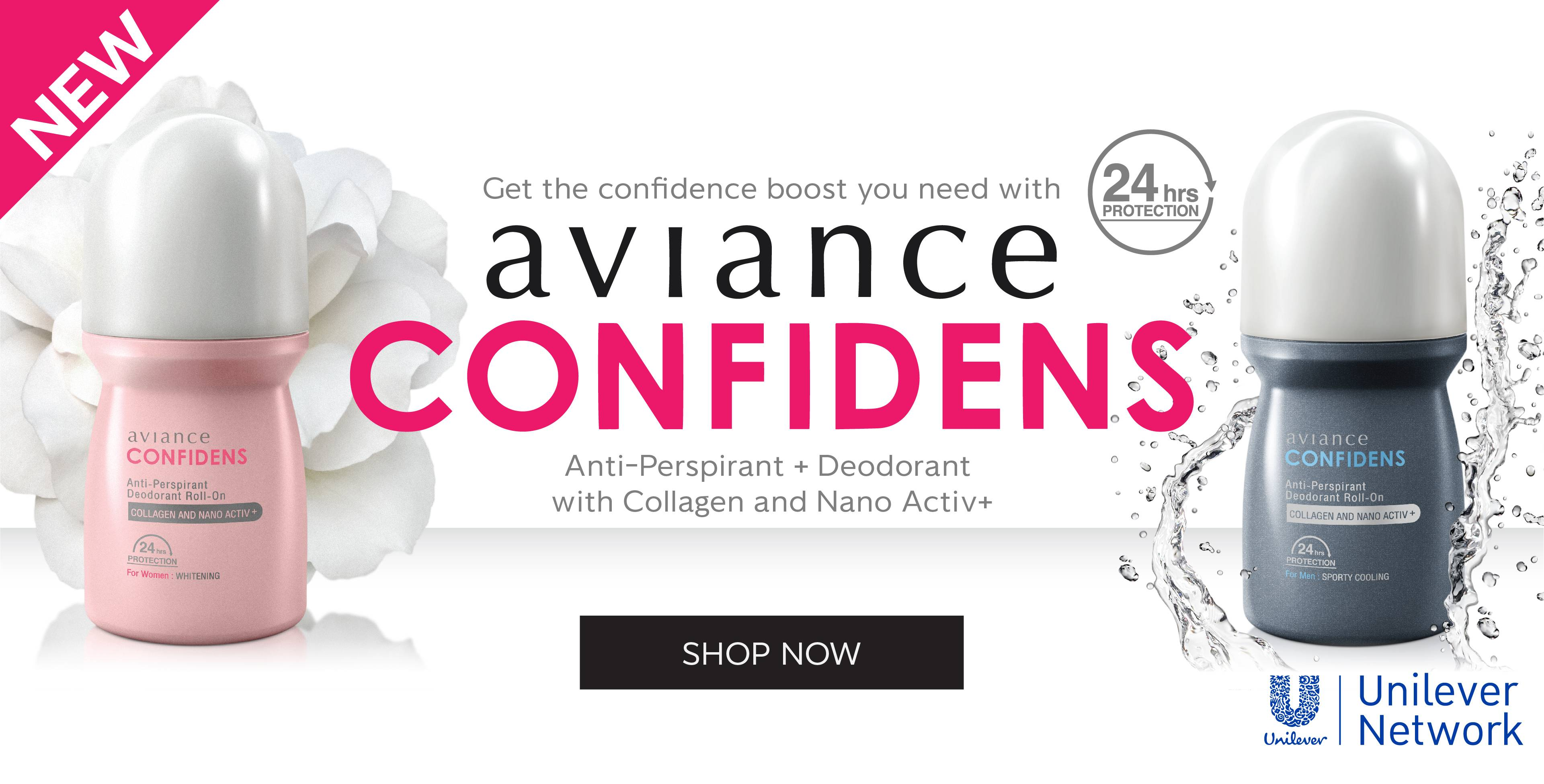 Newly Launch Confidens for Men & Women