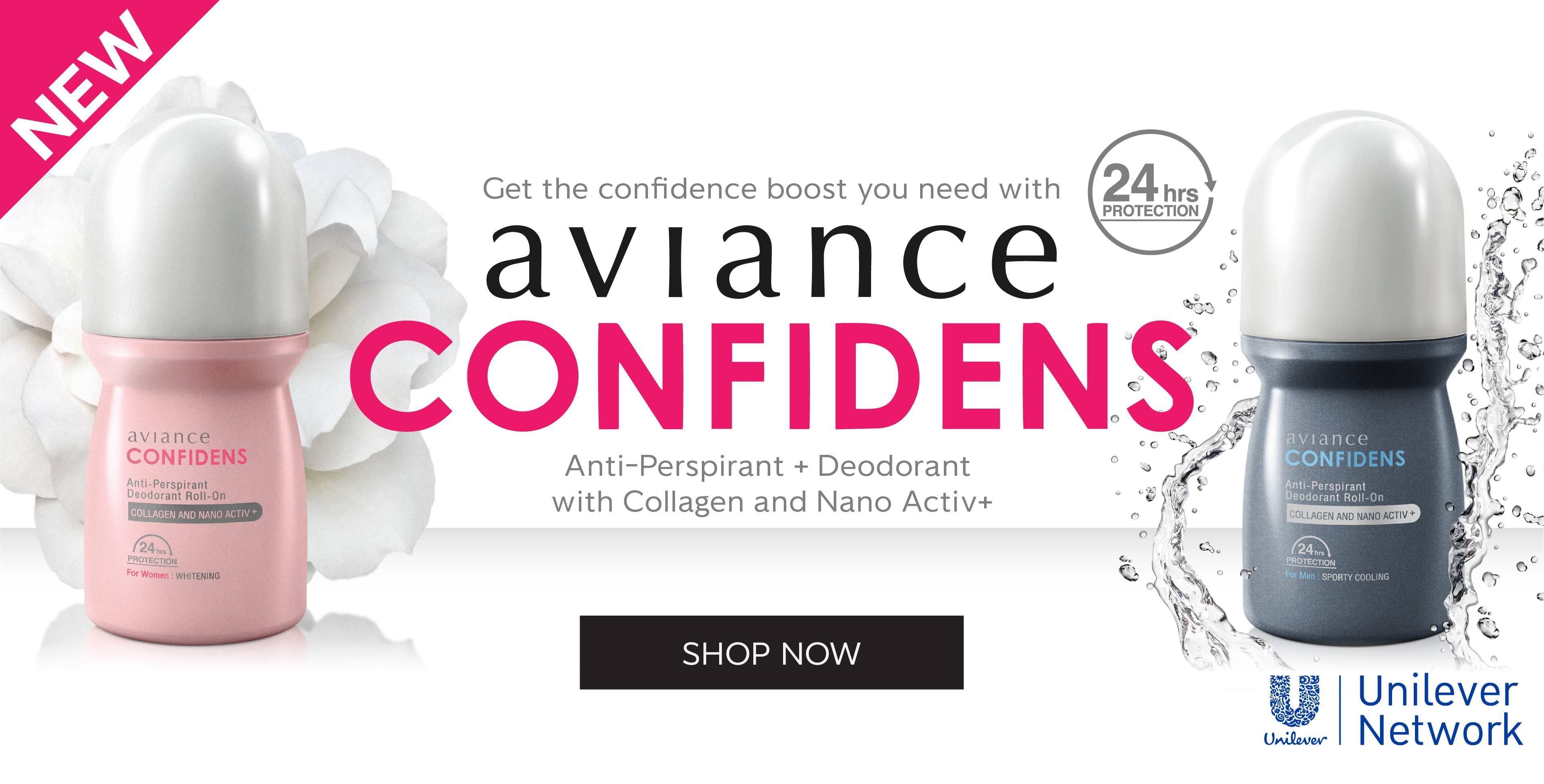 Newly Launch Confidens for Men & Women