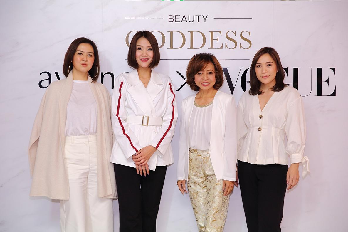 ภาพบรรยากาศงาน aviance x Vogue Beauty Goddess