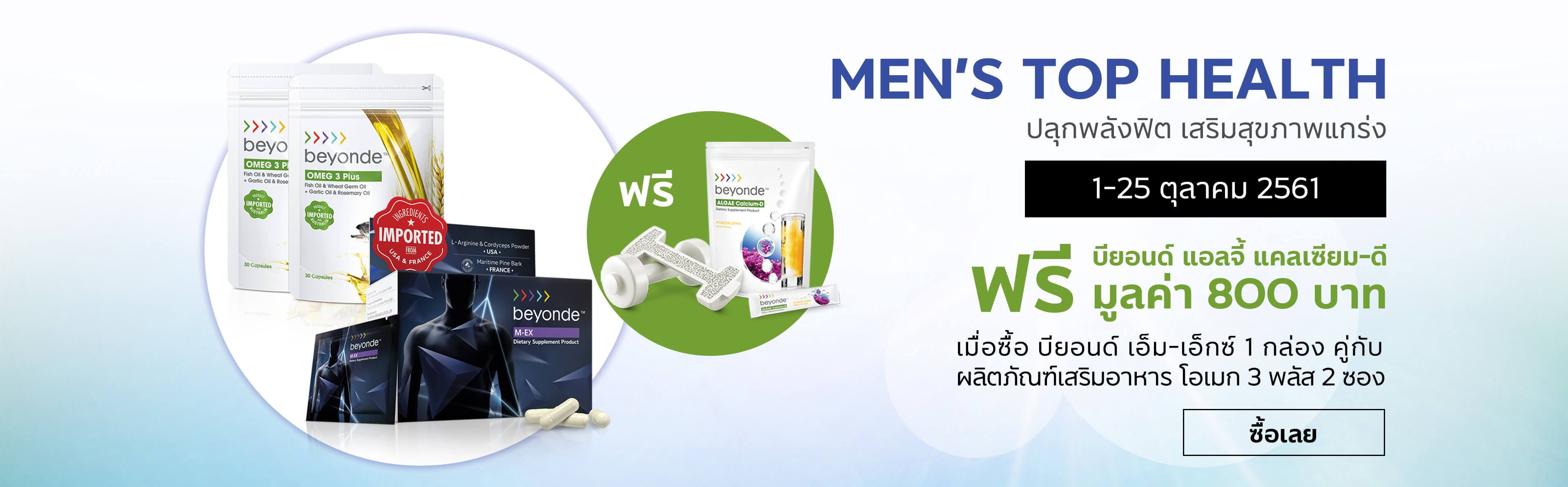 MEN's Top Health Promotion