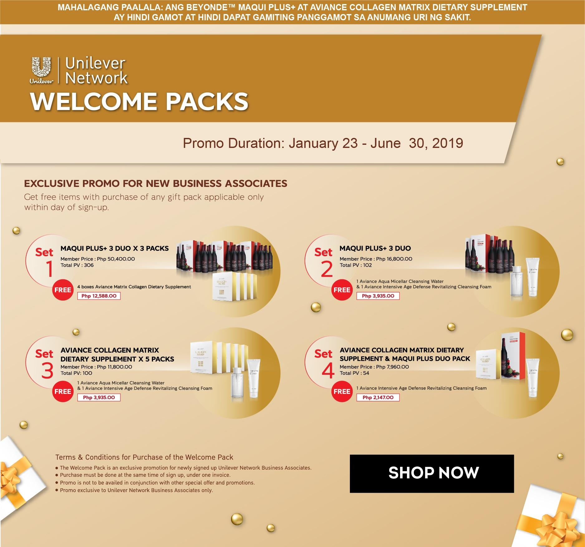 New Welcome Pack for New BA