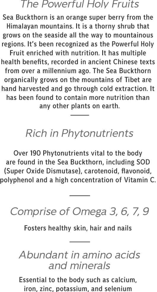 6 Super Antioxidant Fruits